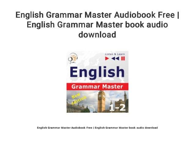 english grammar audio lessons free download