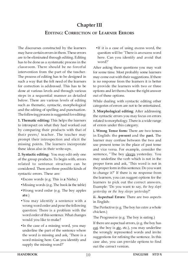 cbse 10th english literature book answers