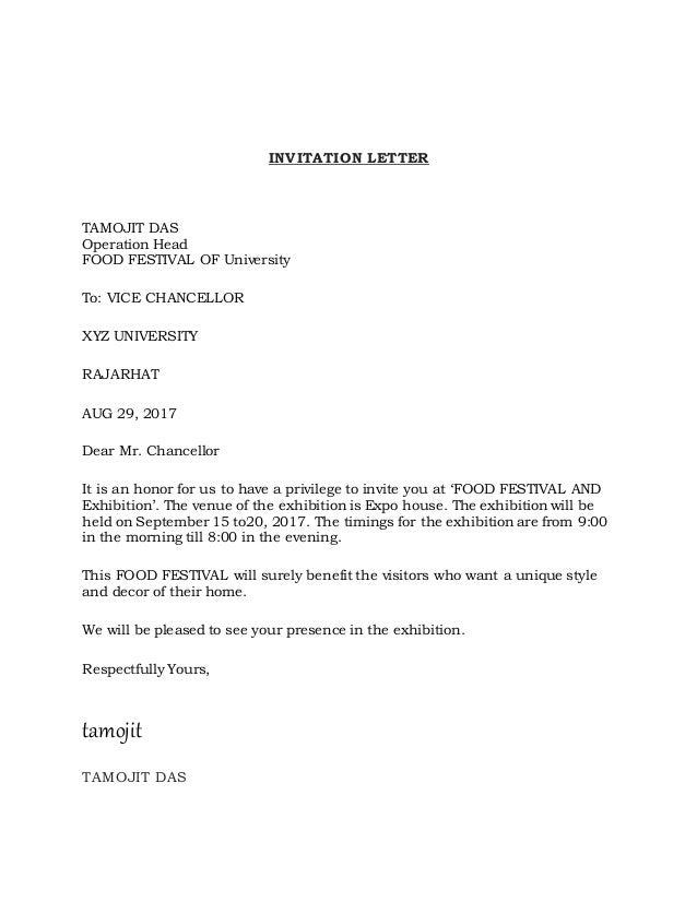 English home assignment invitation letter tamojit das operation head food stopboris Images