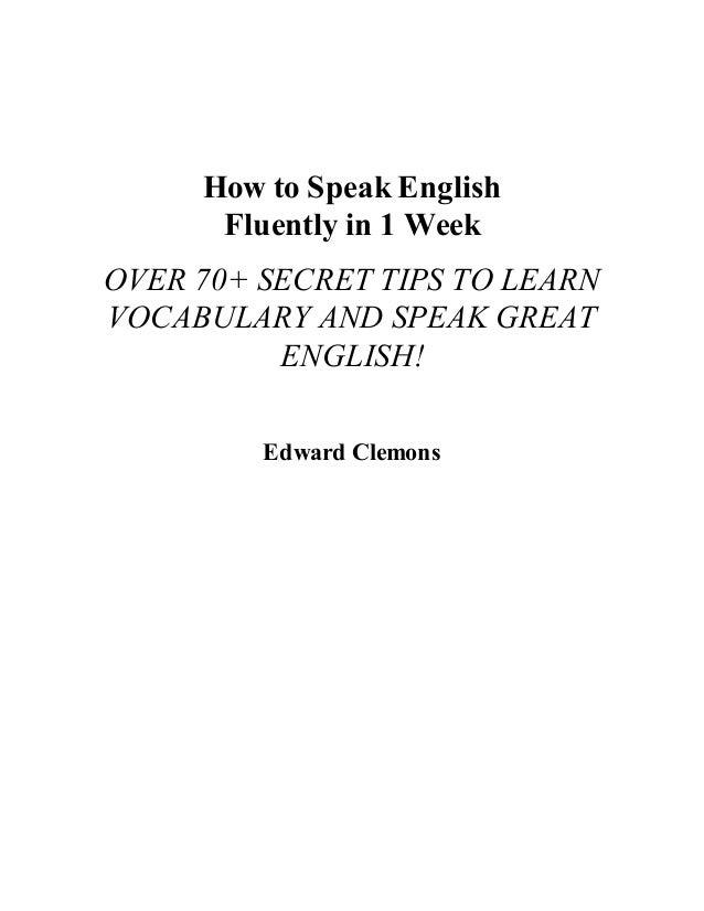 Over 20 methods on how to speak English fluently | busuu