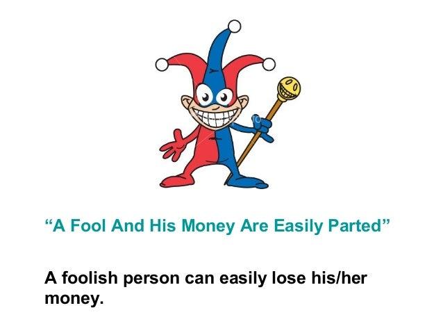 Foolish Person