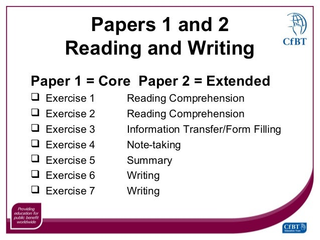 Igcse english literature 0486 past papers - Term paper