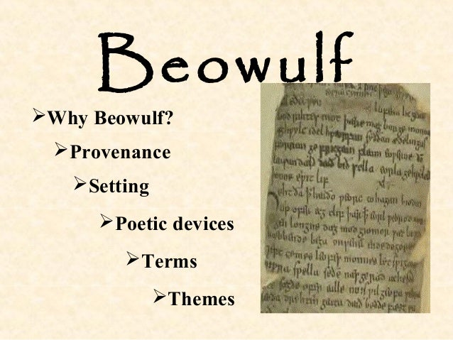 beowulf culture essay During the 6th century, storytellers told stories of heroes and culture from their time by the time stories began to be written down in the 8th century, the only surviving epic poem was beowulf, which depicted the warrior culture of medieval england and scandinavia the poem follows the life, from.