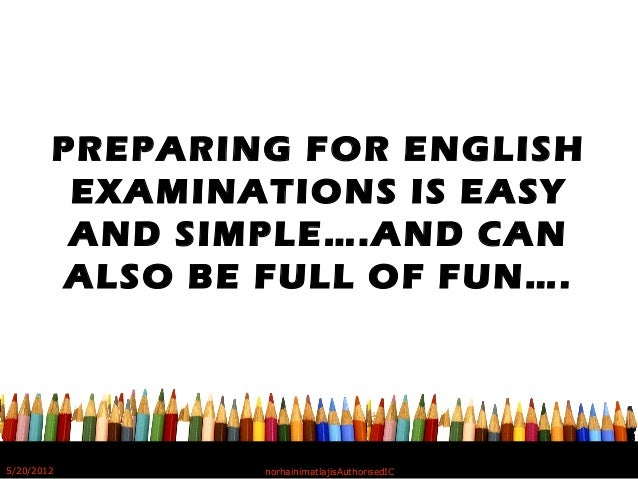 English is FUN & EASY