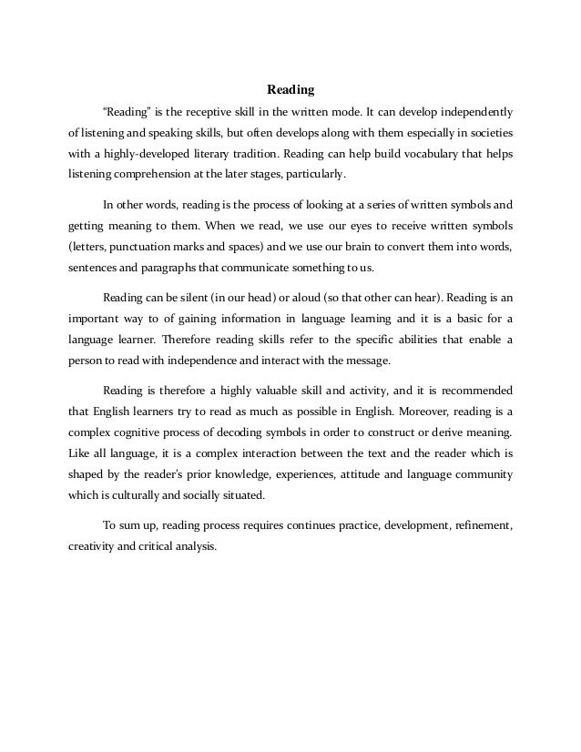 essay on importance of english communication skills Communication is very important for all beings animals and humans, alike, use their own separate languages to communicate with one another, because no one can.