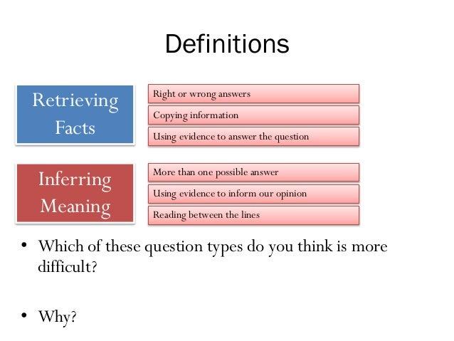 English Language Exam Revision 1