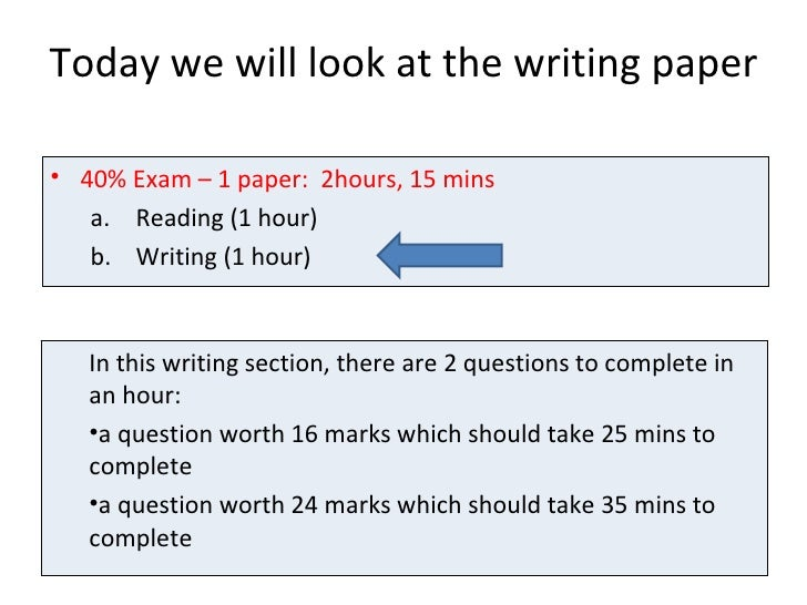 gcse english coursework guide
