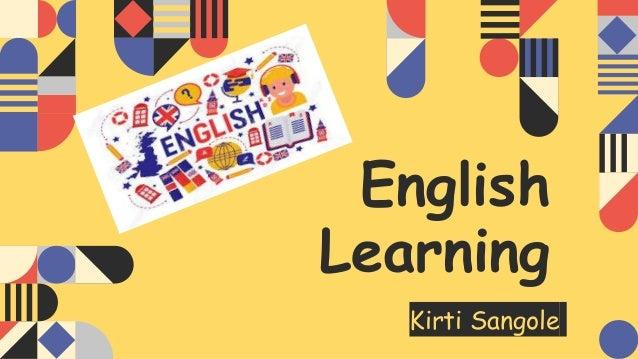 English Learning Kirti Sangole