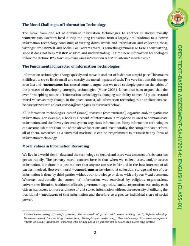 CBSE Open Textbook English Slide 3