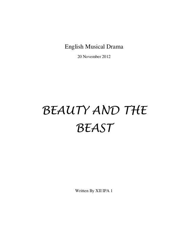 English Drama Script