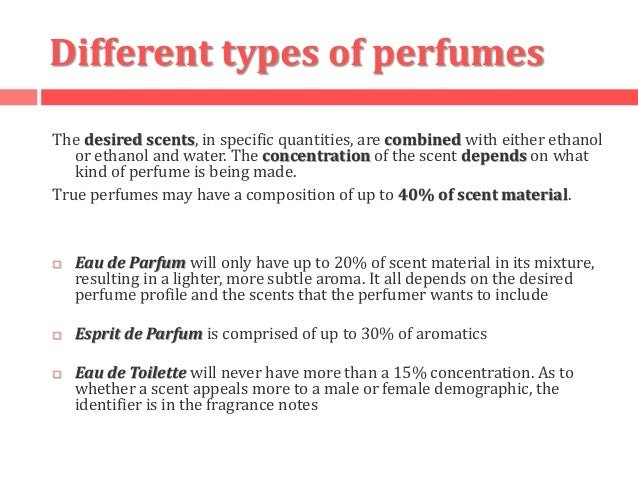 English perfumes Slide 3