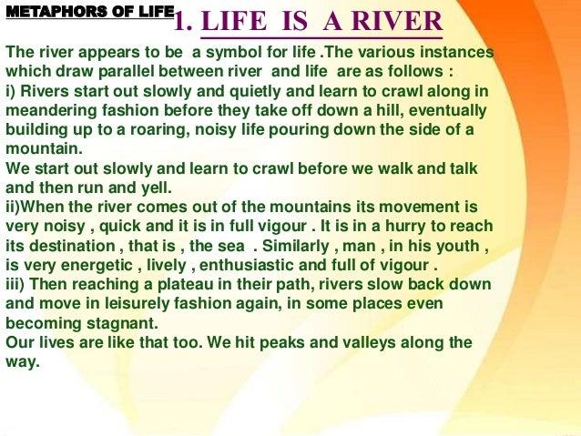 English Ppt On Metaphors Of Life