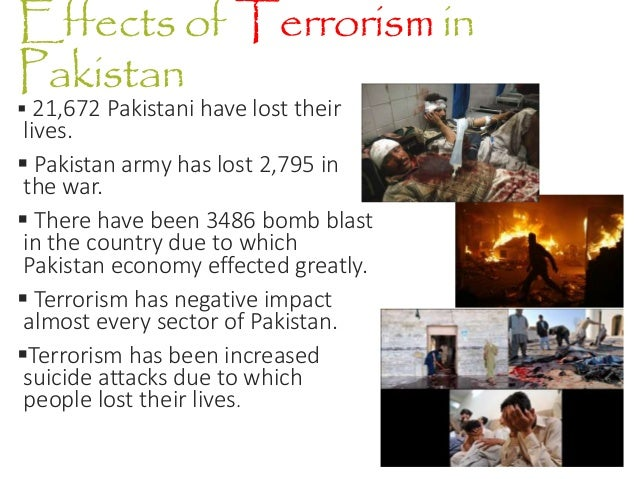 negative affects on terrorism essay Steroids term papers (paper 11461) on negative effects of steroid use : for years, anabolic steroids have been used by competitive athletes have used to improve performance through muscular size or strength, and term paper 11461.