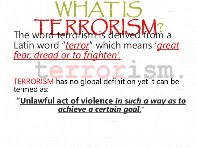 an introduction to the cause and effects of the terrorist attacks on september 11th 2001 The effect of the media during the iraq war after the tragedy of september 11th, 2001,  or effects the introduction of a cause  effects of terrorist attacks.