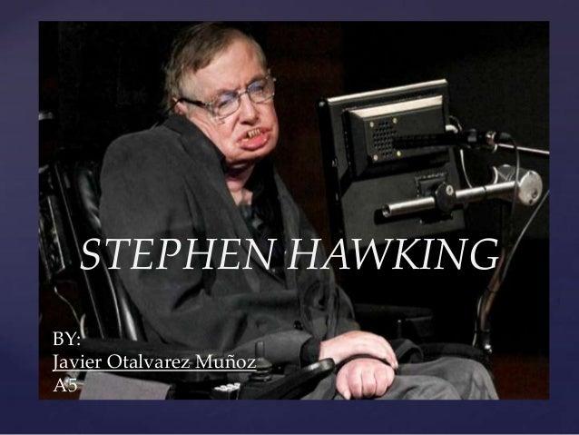 stephen hawking biography pdf download