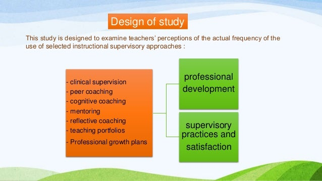 the importance of mentoring coaching and clinical supervision pdf