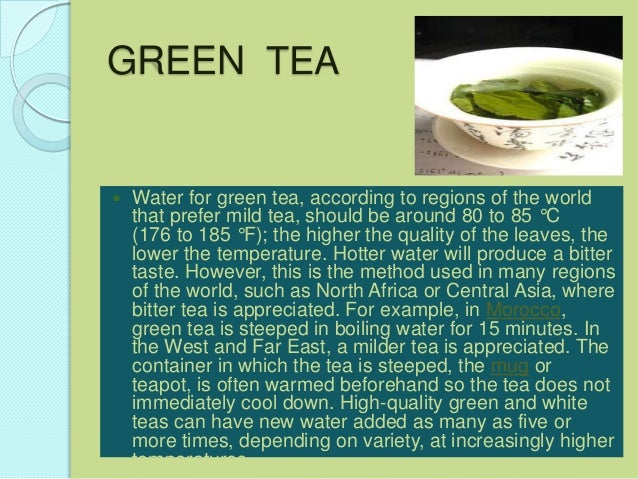 Tea From Assam_English Project