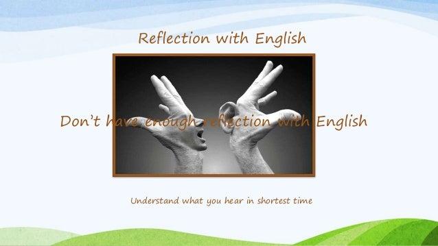 English Project Presentation