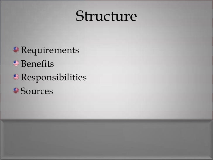 Requirements                             for five years            6 months waiting time            5-2= 3 years waiting t...