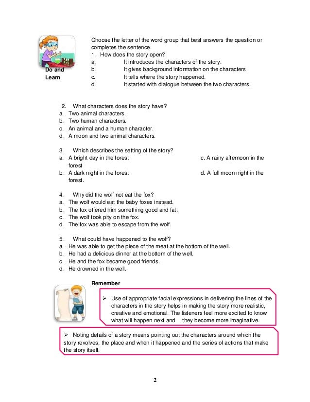 K To 12 Grade 5 Learners Material In English Q1 Q4