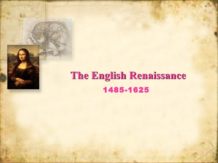 English renaissance the english renaissance 1485 1625 toneelgroepblik Images