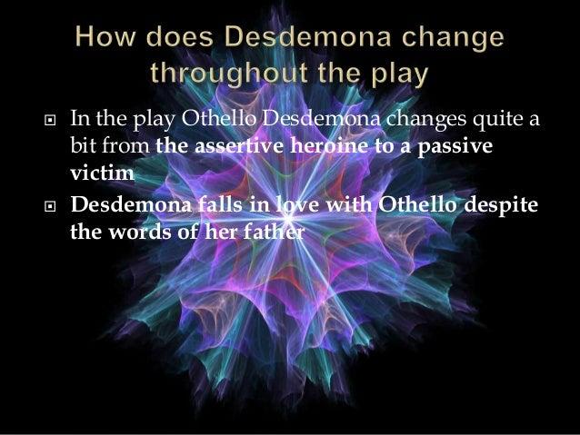 Desdemona in Othello - Shmoop