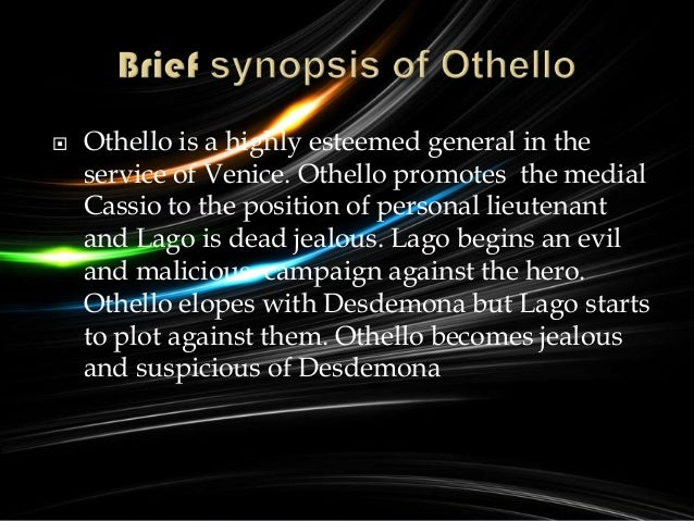 Othello Lesson Plans and Activities - Study Guides, Lesson ...