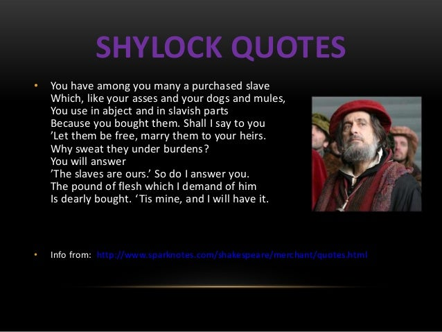 shylock and antonios relationship questions