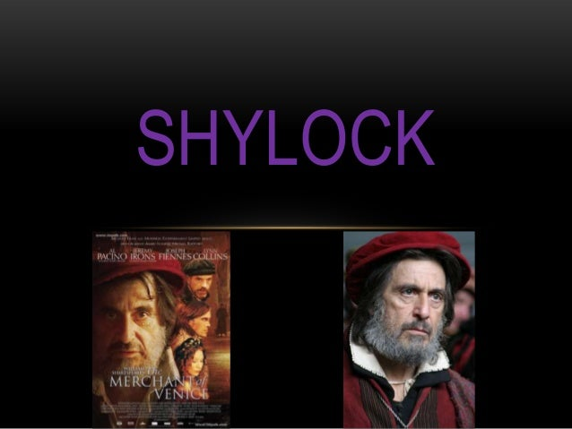 a character analysis of shylock in the merchant of venice by william shakespeare