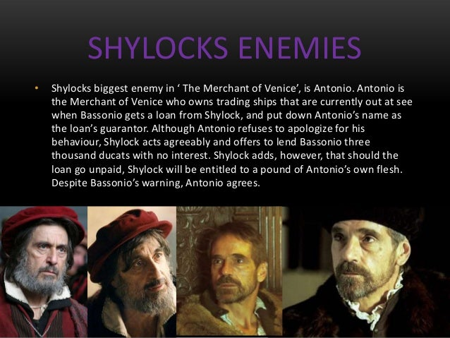 the merchant of venice shylock analysis Venice the merchant is antonio, but shylock is the most pivotal character over four hundred years after the merchant of venice was first written, the debate examination or critical analysis of these stereotypes, students may assume that these.