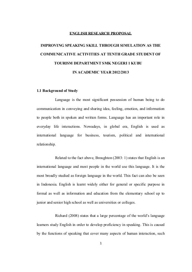 Dissertation on english language teaching