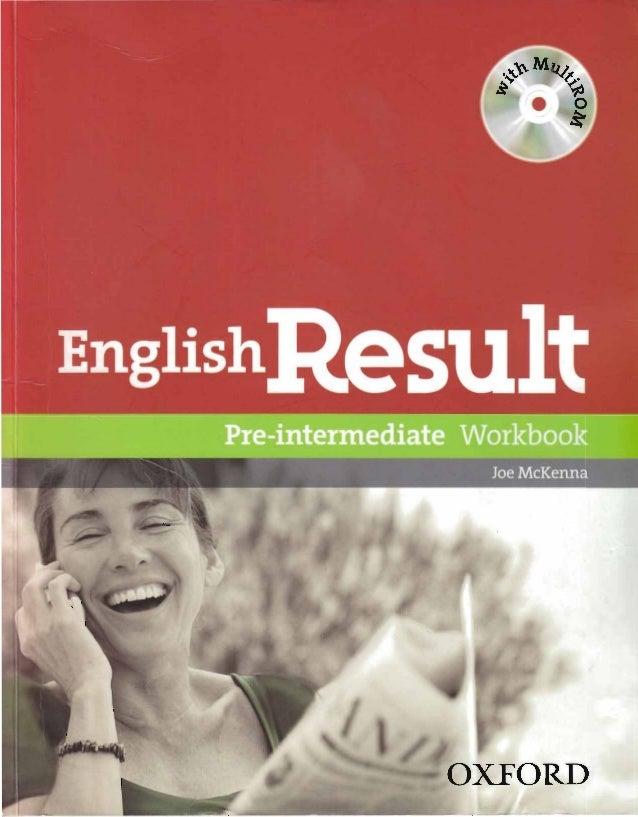 English Result Pre Intermediate Students Book Pdf