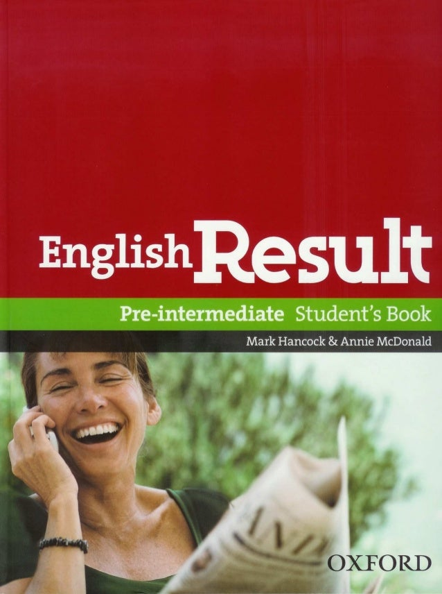 English Result Pre Intermediate Pdf