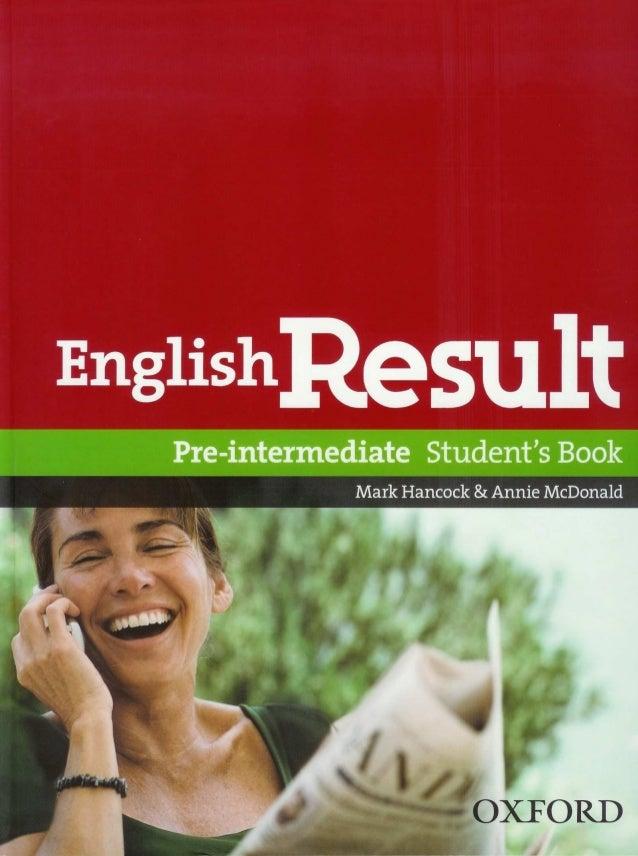 English result pre intermediate скачать pdf