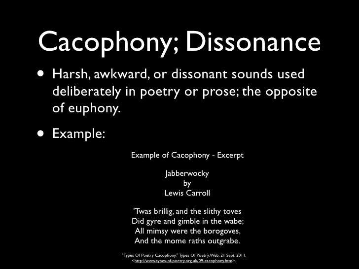 Examples of rhetoric in literature