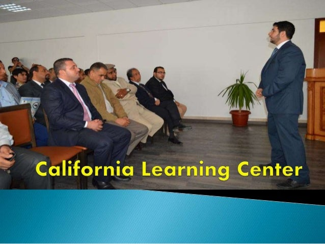  California Learning Center (CLC), established at 2006 United Arab of Emirates, We have been the forefront of the Vocatio...