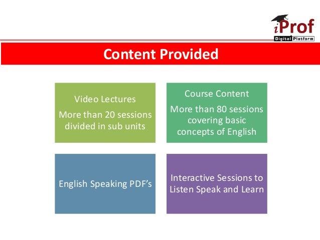 How To Improve English Speaking Pdf