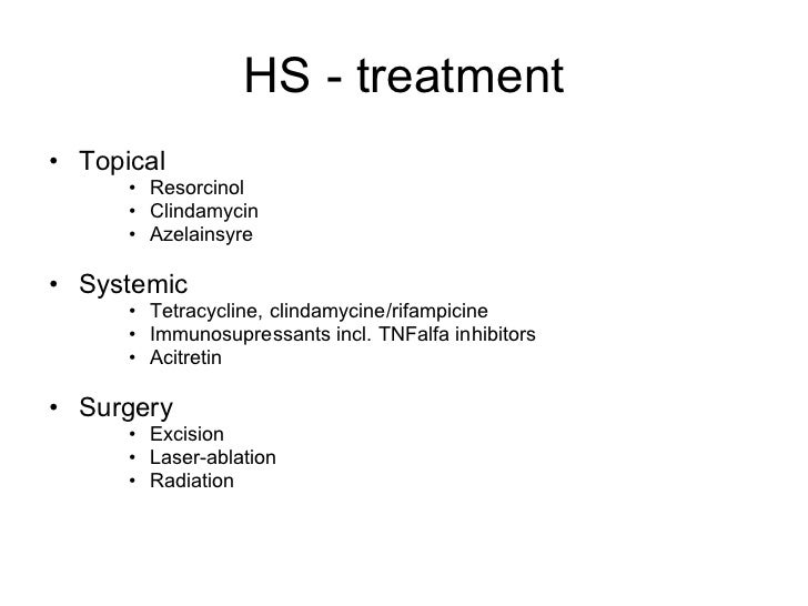 Pathophysiology of hidradenitis suppurativa An update