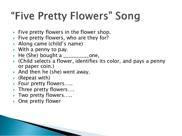English tasks for toddlers 6 five pretty flowers mightylinksfo