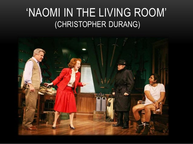 English term 1 for Naomi in the living room script