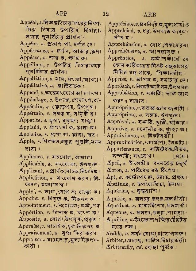 Bangla Academy English To Bengali Dictionary Pdf