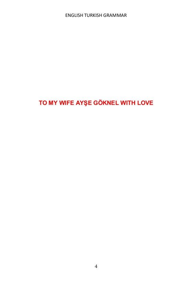 ENGLISH TURKISH GRAMMAR 5 COMPLETALY REVISED COLORED ADITION 2015 YÜKSEL GÖKNEL Vivatinell Bilim-Kültür Yayınları 2015 Gra...