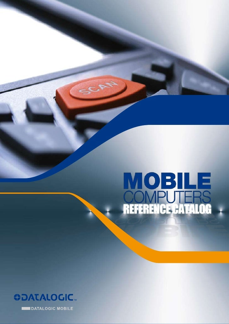 sOLUtiOns    Datalogic Mobile, part of the Datalogic Group, is a global player in the Rugged Mobile Computers market, offe...
