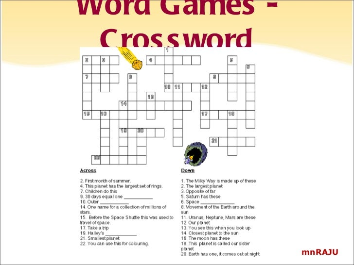 English vocabulary games for adults