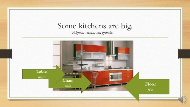 Hermoso vocabulario cocina ingles fotos leccion n 36 for Utensilios de cocina ingles