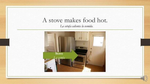 Vocabulario en ingles en la cocina for Utensilios de cocina en ingles
