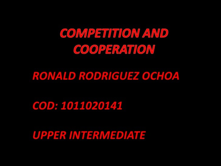 RONALD RODRIGUEZ OCHOACOD: 1011020141UPPER INTERMEDIATE