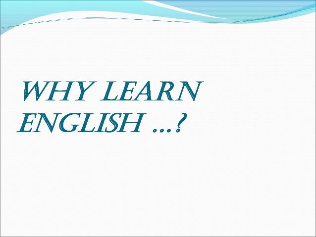 importance of learning english nowadays I don't think i would say english is more important than mandarin in a general sense, but for many people in the world, it is still more useful for them to learn english for rural chinese, learning standard mandarin is often more important than learning english, because they speak a dialect and mandarin is important for making contact beyond.