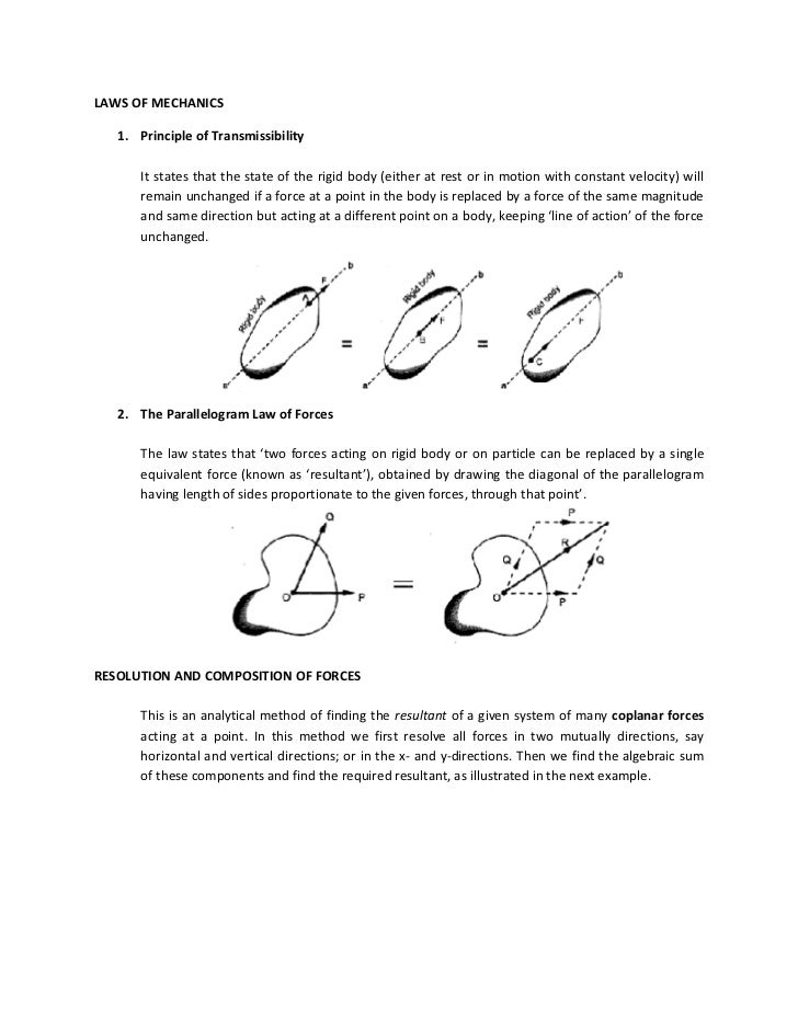 Engmech 03 (resultant concurrent force system)