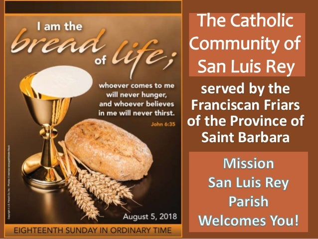 served by the Franciscan Friars of the Province of Saint Barbara